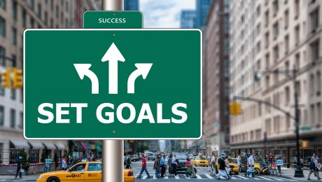 The key is to identify key drivers of your business and set goals.